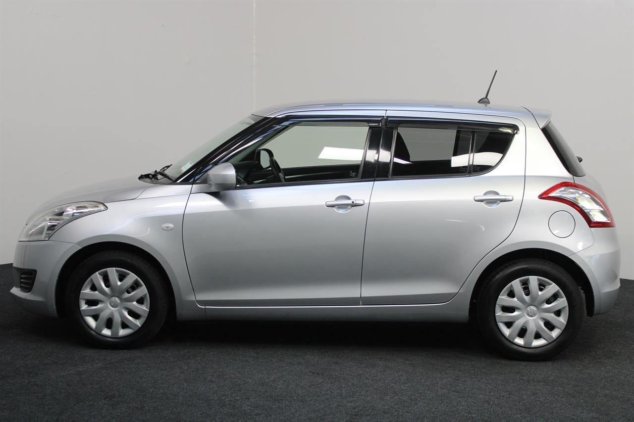 image-5, 2012 Suzuki Swift XG at Christchurch