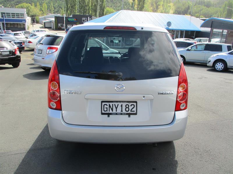 image-5, 2002 MAZDA PREMACY 1800 at Dunedin