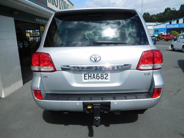 image-4, 2008 Toyota Landcruiser V8 S/Wagon at Dunedin