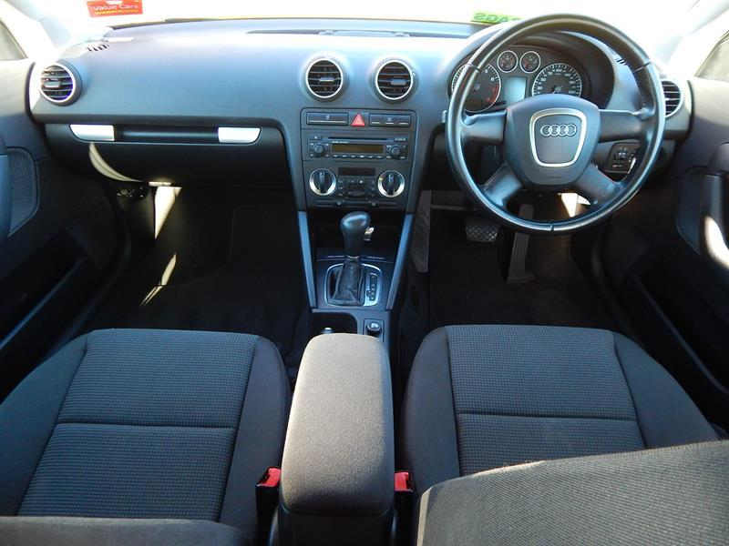 image-7, 2005 Audi A3 2.0 FSI at Christchurch