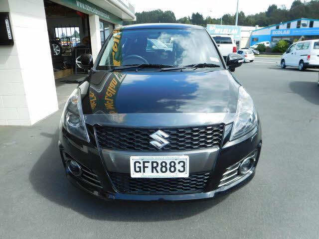 image-5, 2012 Suzuki Swift Sport at Dunedin