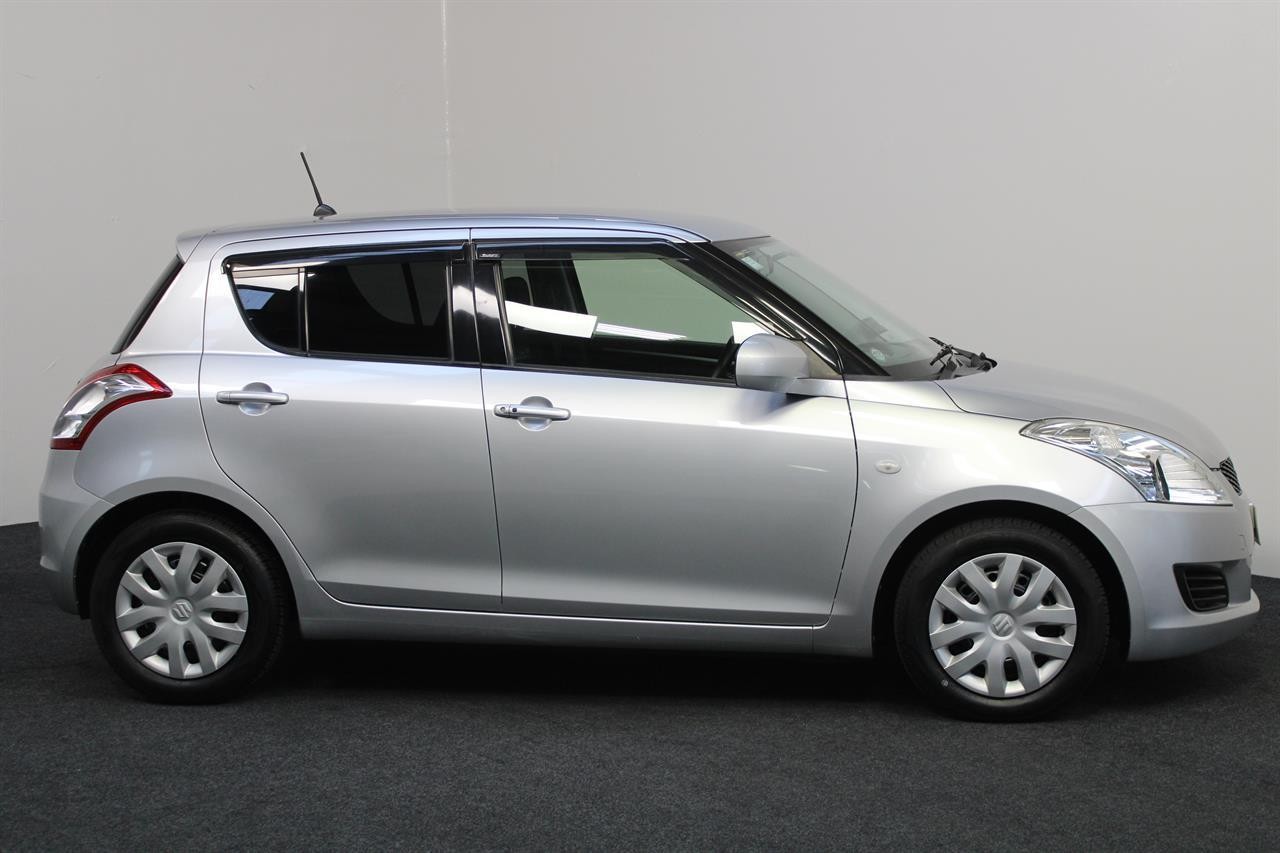image-1, 2012 Suzuki Swift XG at Christchurch