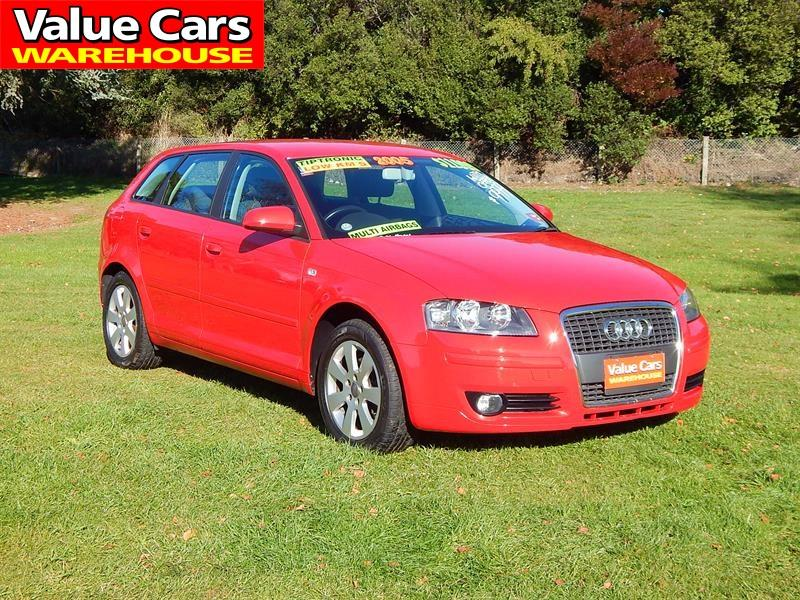 image-0, 2005 Audi A3 2.0 FSI at Christchurch