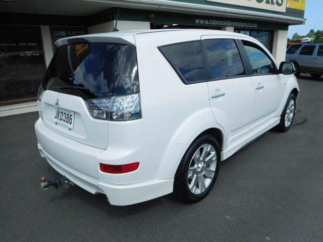 image-4, 2006 Mitsubishi Outlander 7 seat 4WD at Dunedin