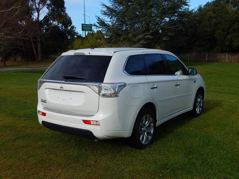 image-1, 2013 Mitsubishi Outlander PHEV(Plug-in Hybrid) at Christchurch