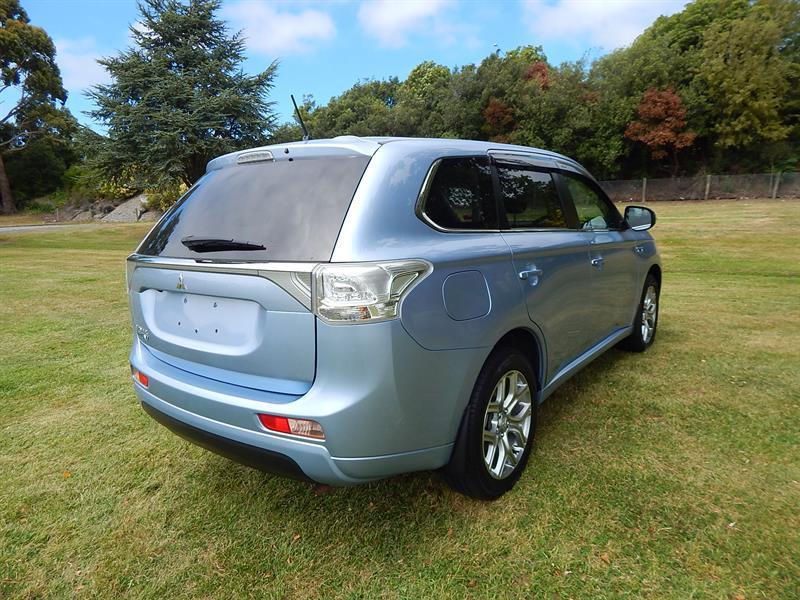 image-1, 2013 Mitsubishi Outlander PHEV(Plug-in Hybrid) at Christchurch