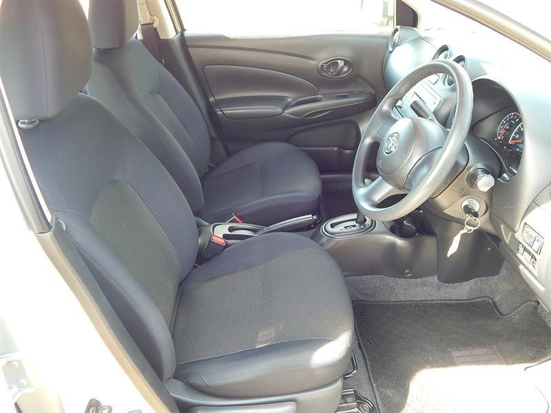 image-10, 2014 Nissan Tiida Latio B at Christchurch