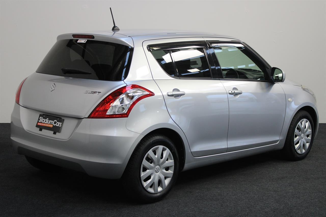 image-2, 2012 Suzuki Swift XG at Christchurch