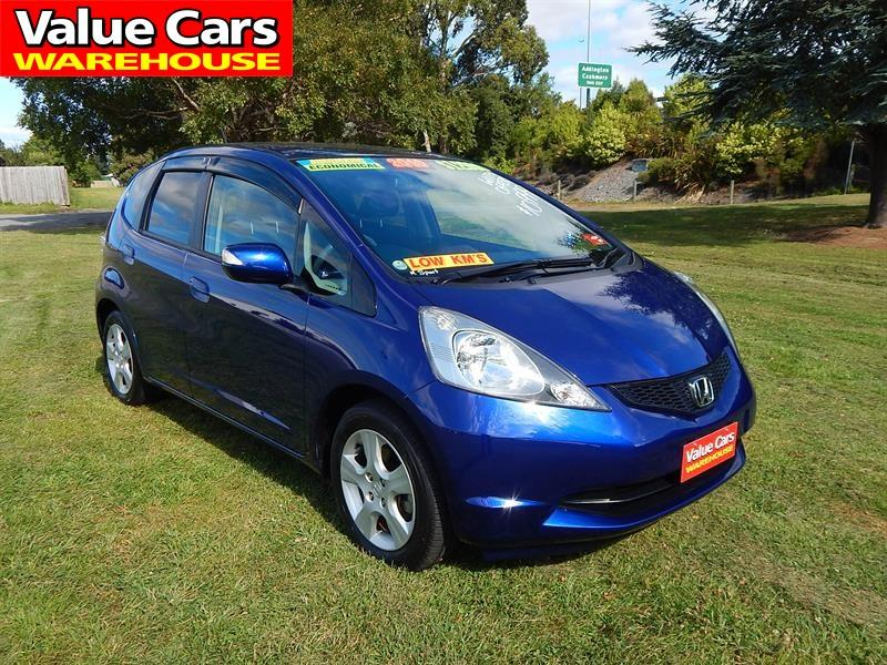 image-0, 2010 Honda FIT Sport at Christchurch