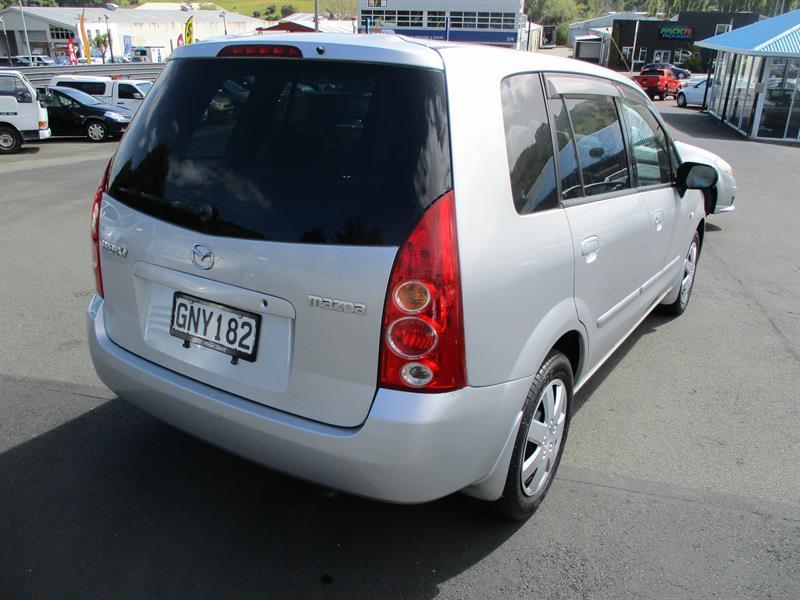 image-4, 2002 MAZDA PREMACY 1800 at Dunedin