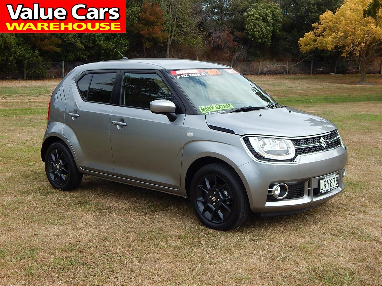 image-0, 2017 Suzuki IGNIS LTDC 1.2P/CVT at Christchurch