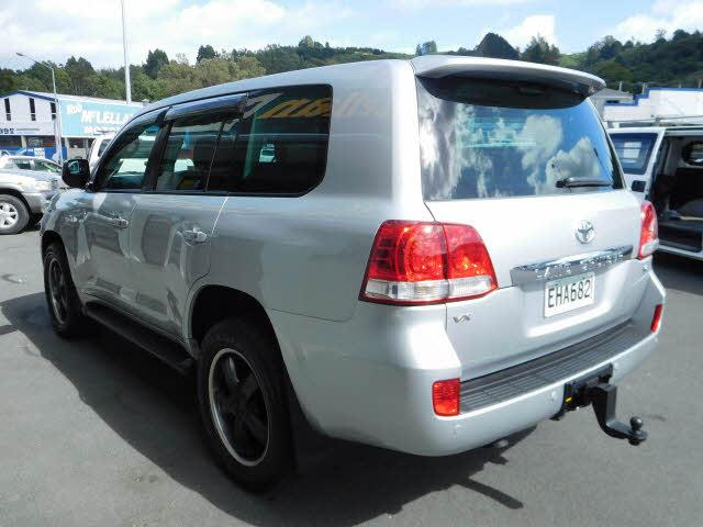 image-5, 2008 Toyota Landcruiser V8 S/Wagon at Dunedin