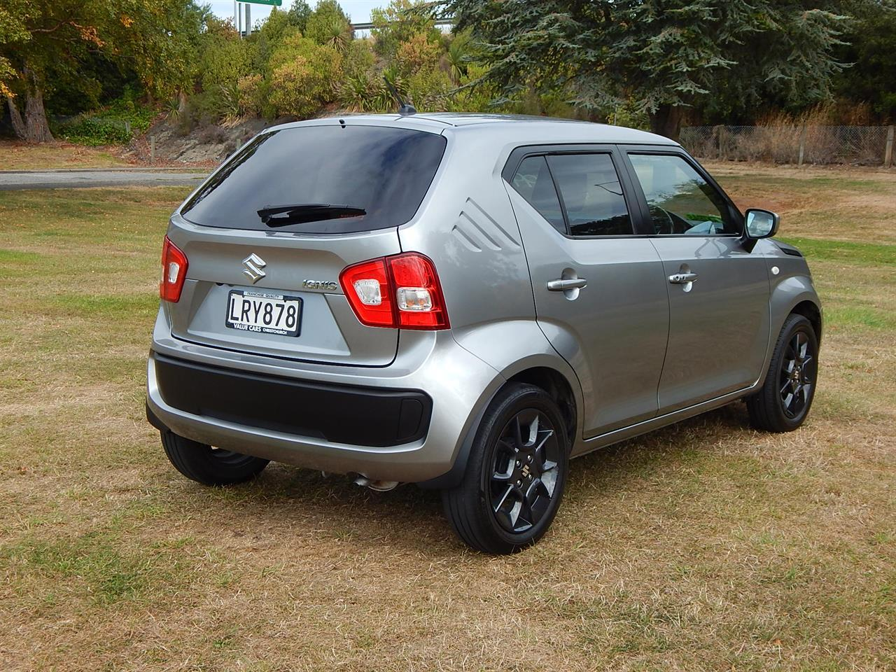 image-1, 2017 Suzuki IGNIS LTDC 1.2P/CVT at Christchurch