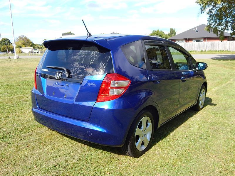 image-1, 2010 Honda FIT Sport at Christchurch