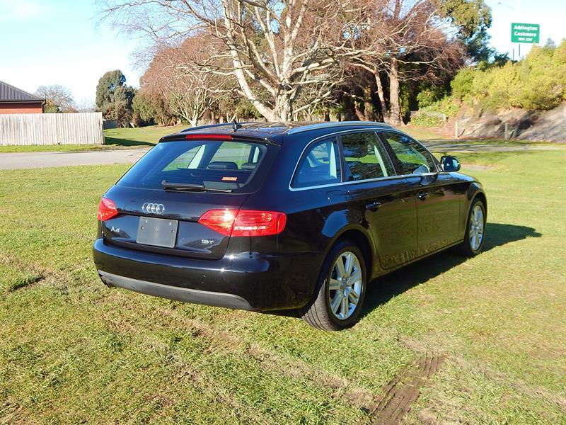 image-1, 2008 Audi A4 Avant at Christchurch