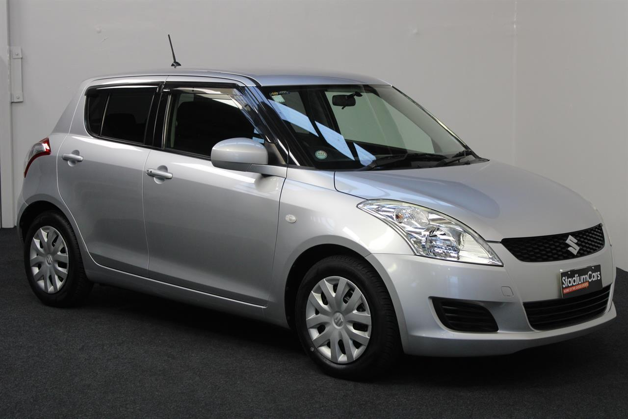 image-0, 2012 Suzuki Swift XG at Christchurch