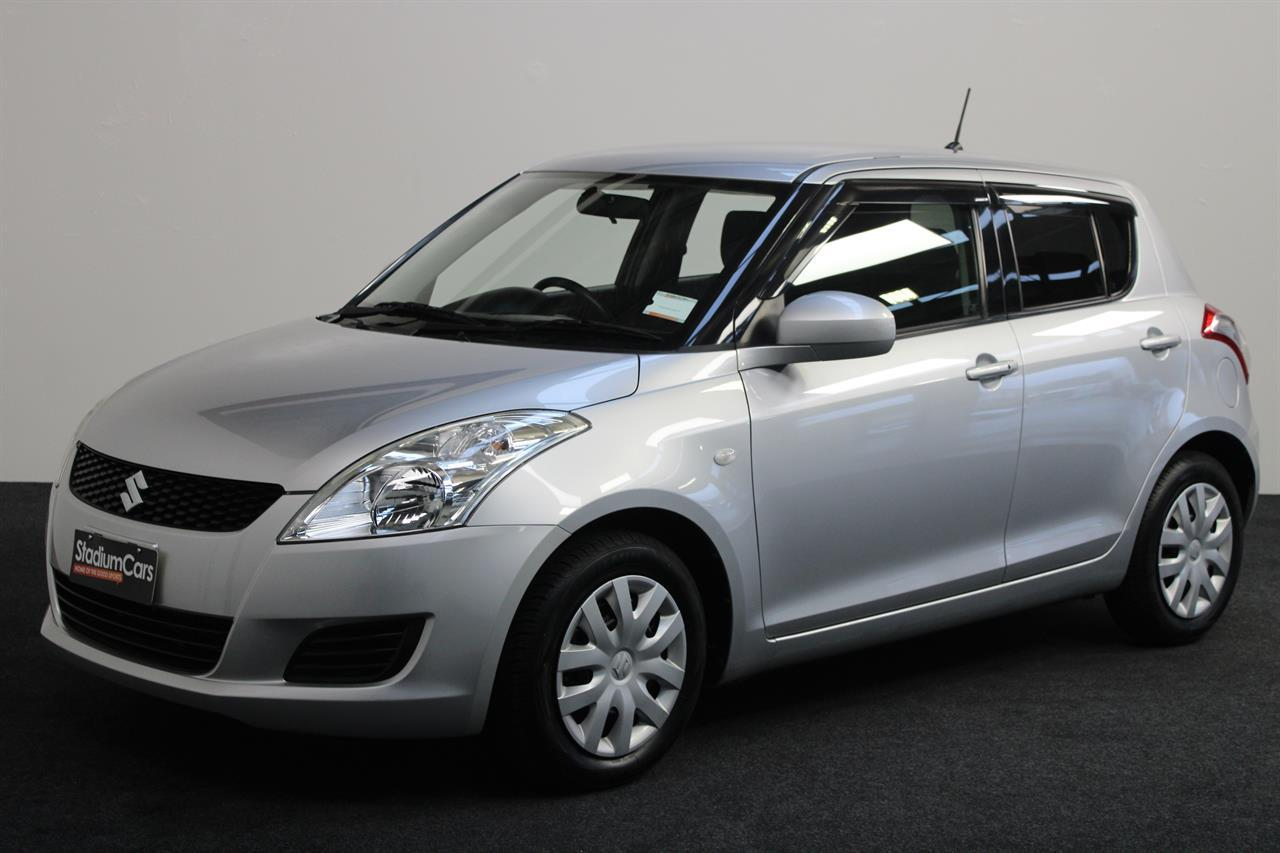 image-6, 2012 Suzuki Swift XG at Christchurch