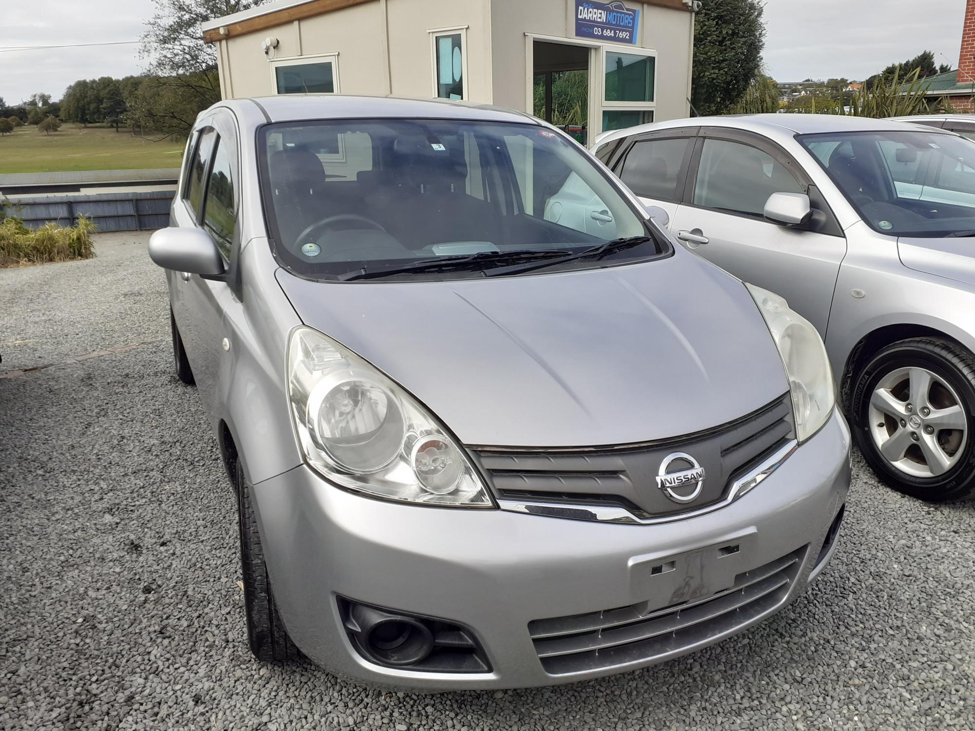 image-0, '09 Nissan Note  at Timaru
