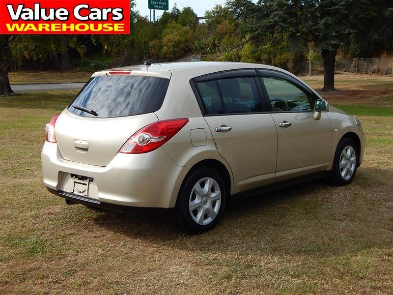 image-0, 2011 Nissan TIIDA 15M at Christchurch