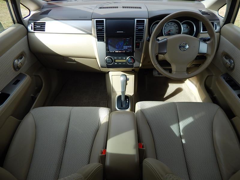 image-6, 2011 Nissan TIIDA 15M at Christchurch
