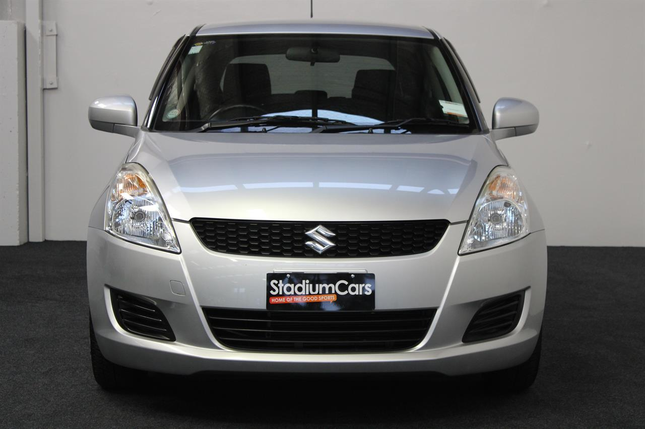 image-7, 2012 Suzuki Swift XG at Christchurch
