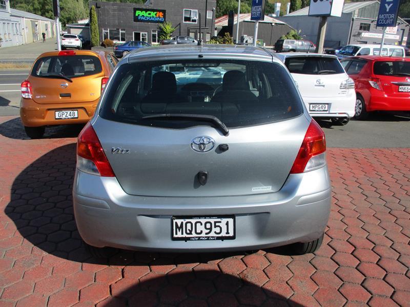 image-5, 2009 TOYOTA VITZ 1.3 Hatch at Dunedin