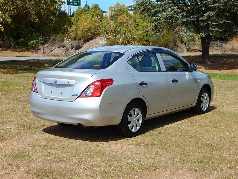 image-1, 2014 Nissan Tiida Latio B at Christchurch