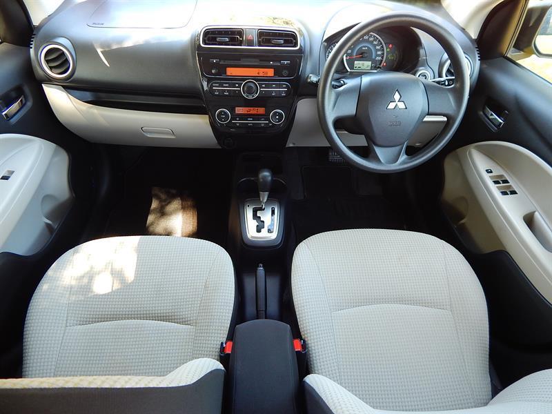 image-7, 2012 Mitsubishi Mirage G at Christchurch