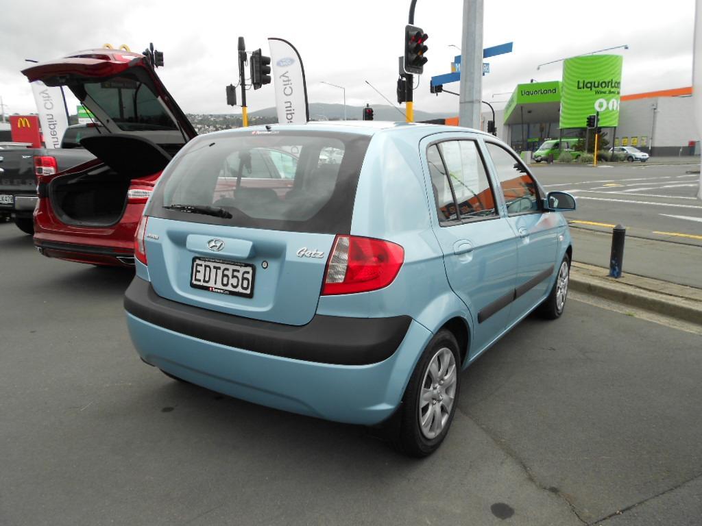 image-2, 2007 Hyundai Getz 1.4 Hatch Auto 5 Door at Dunedin