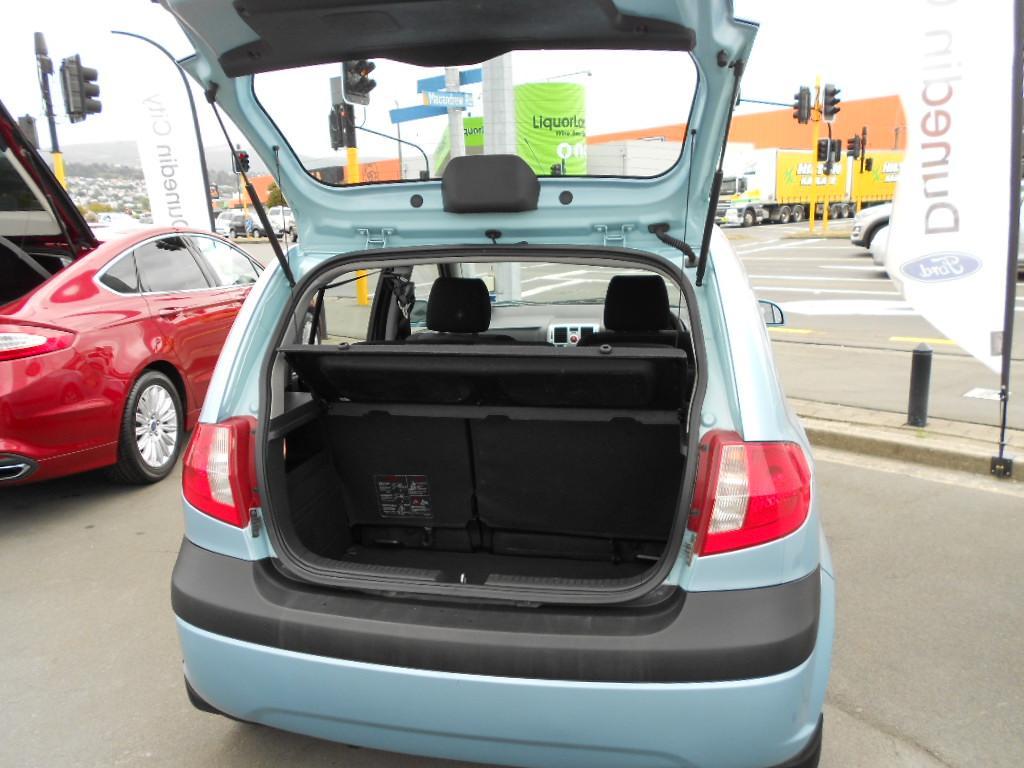 image-4, 2007 Hyundai Getz 1.4 Hatch Auto 5 Door at Dunedin