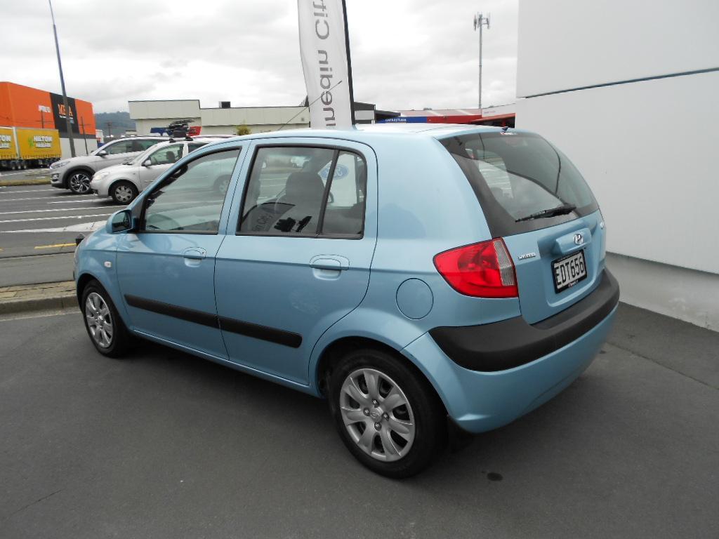 image-3, 2007 Hyundai Getz 1.4 Hatch Auto 5 Door at Dunedin