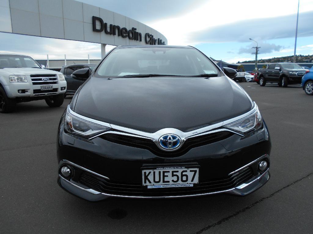 image-6, 2017 Toyota Corolla Hybrid 1.8ph/cvt at Dunedin