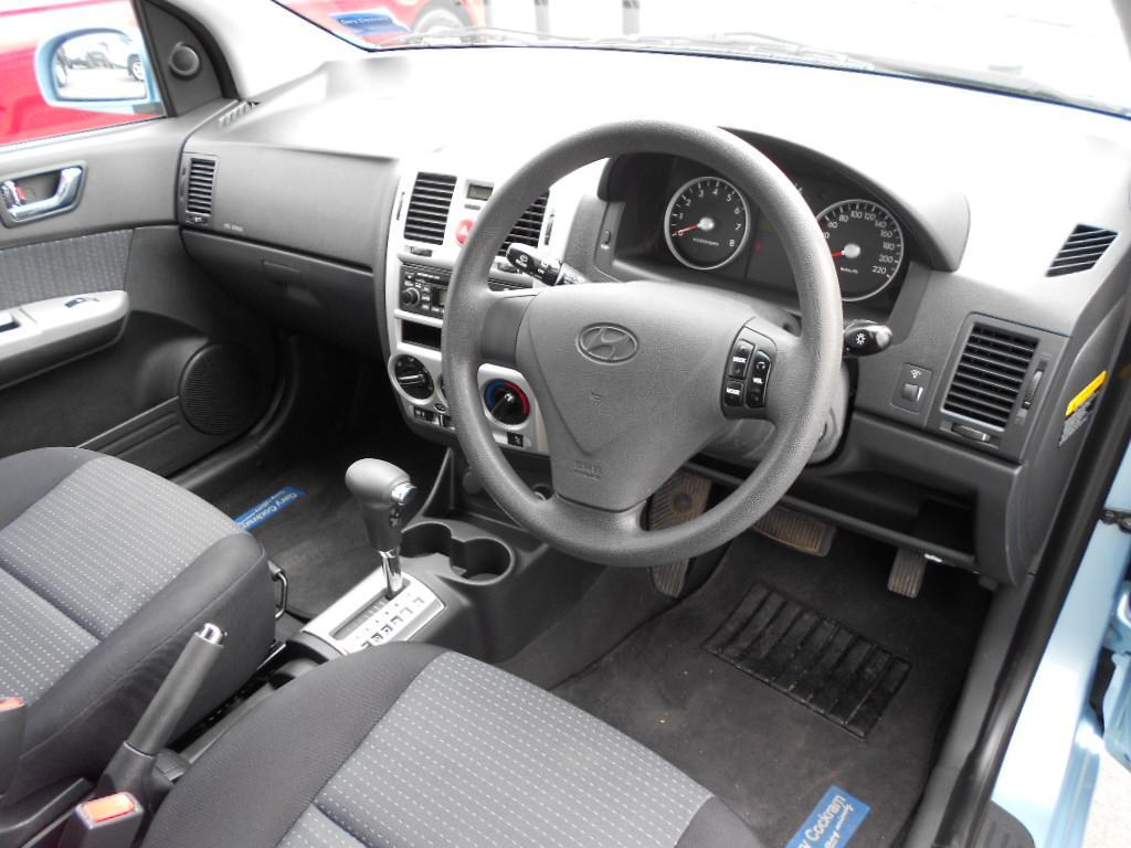 image-6, 2007 Hyundai Getz 1.4 Hatch Auto 5 Door at Dunedin