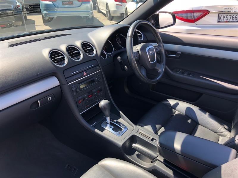 image-7, 2006 Audi A4 3.2 V6 FSI SE Facelift Cabriolet at Christchurch