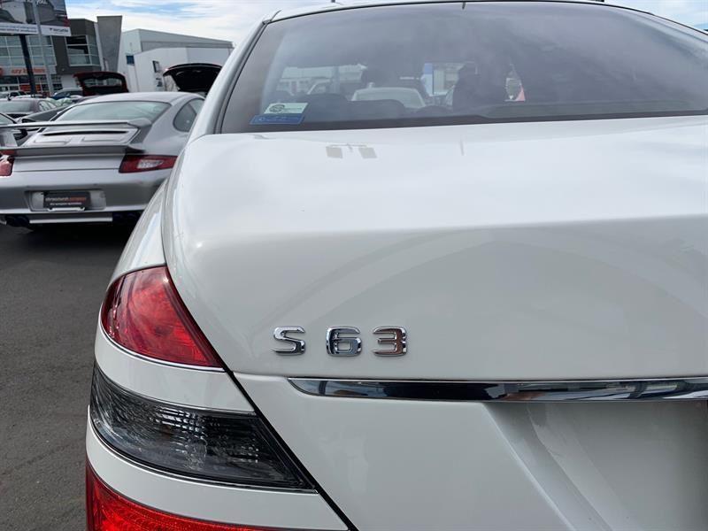 image-4, 2007 MercedesBenz S63 6.3 V8 AMG Flagship at Christchurch