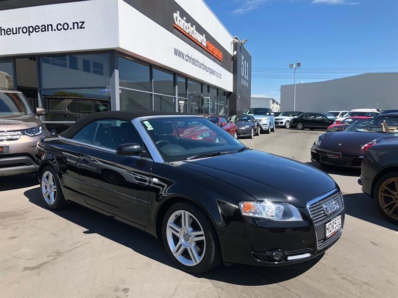 image-9, 2006 Audi A4 3.2 V6 FSI SE Facelift Cabriolet at Christchurch