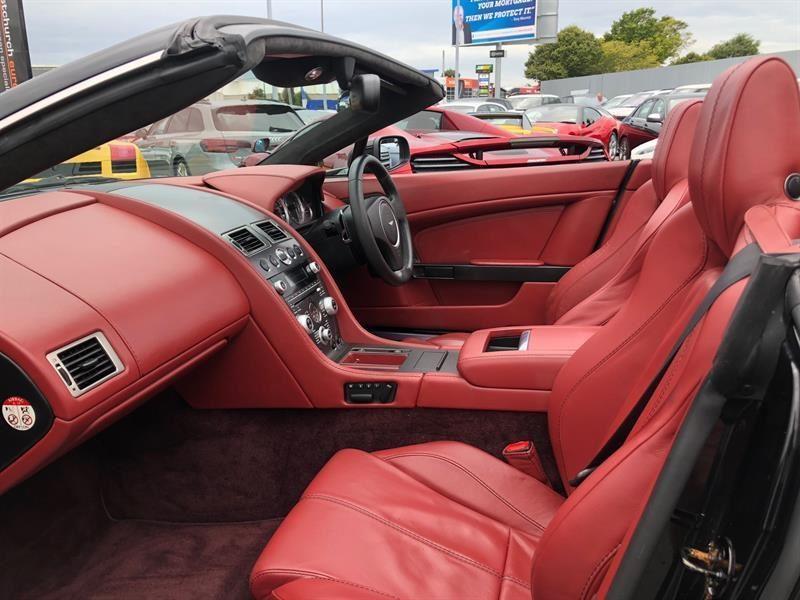 image-6, 2008 AstonMartin Vantage 4.7 V8 Facelift Convertib at Christchurch
