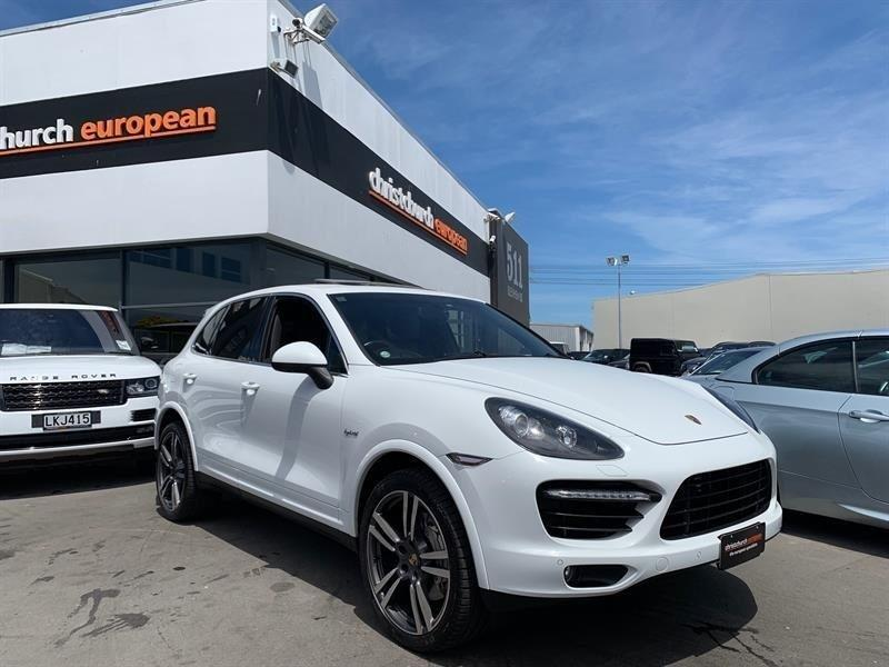image-0, 2013 Porsche Cayenne S Hybrid at Christchurch