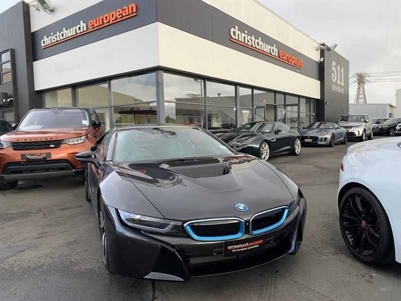 image-1, 2016 BMW i8 Coupe at Christchurch