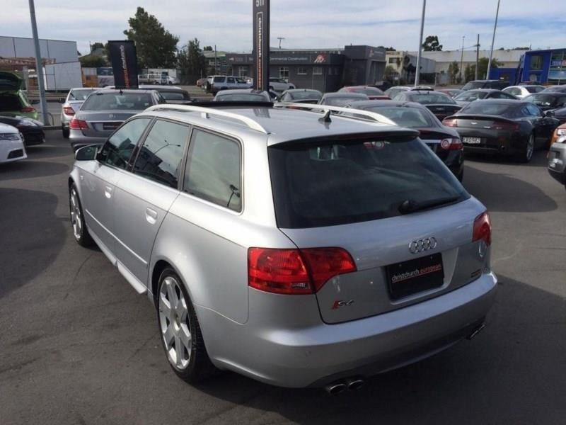 image-3, 2005 Audi S4 4.2 V8 Quattro Facelift Wagon at Christchurch