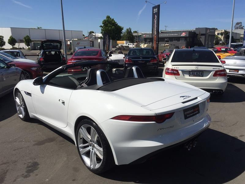 image-3, 2013 Jaguar F-Type S Supercharged Convertible at Christchurch