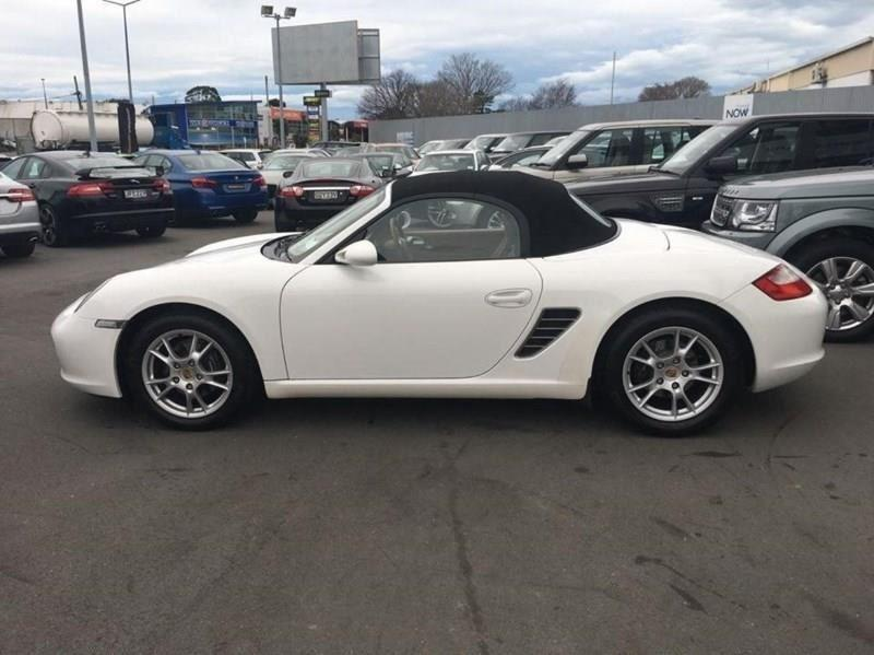image-3, 2008 Porsche Boxster 987 Convertible at Christchurch
