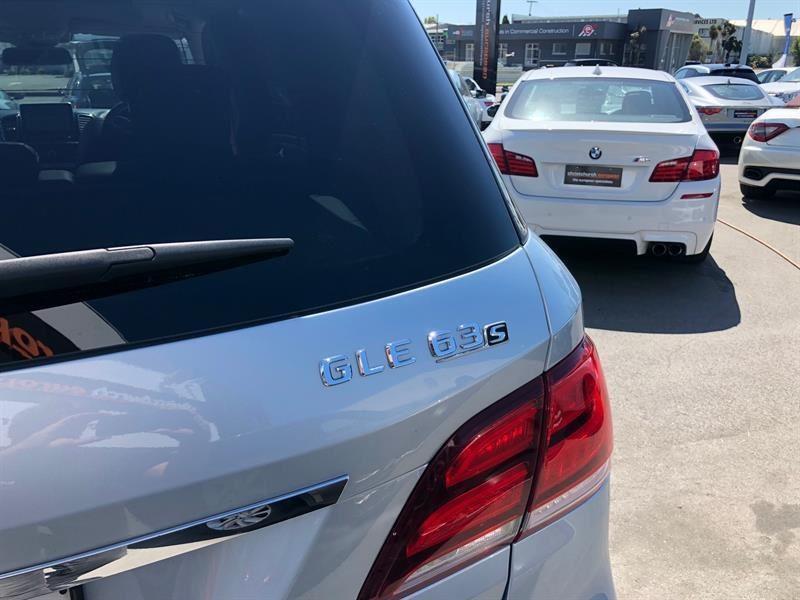 image-4, 2016 MercedesBenz GLE 63 S AMG 4 Matic at Christchurch