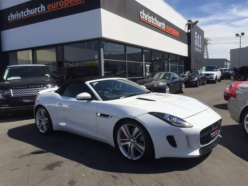 image-14, 2013 Jaguar F-Type S Supercharged Convertible at Christchurch