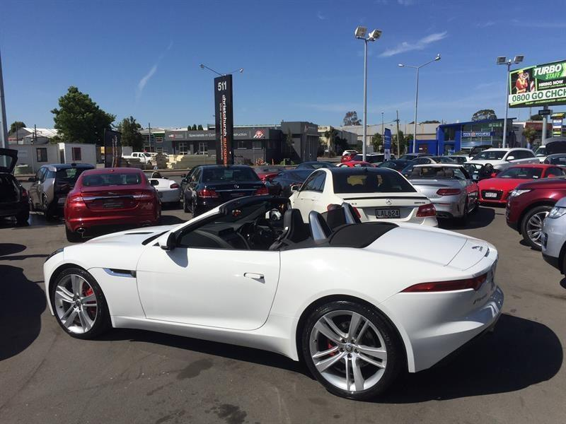 image-2, 2013 Jaguar F-Type S Supercharged Convertible at Christchurch
