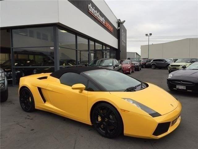 image-13, 2007 Lamborghini Gallardo V10 E Gear Spyder at Christchurch