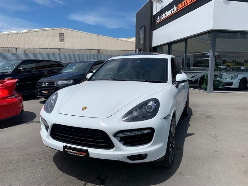 image-2, 2013 Porsche Cayenne S Hybrid at Christchurch