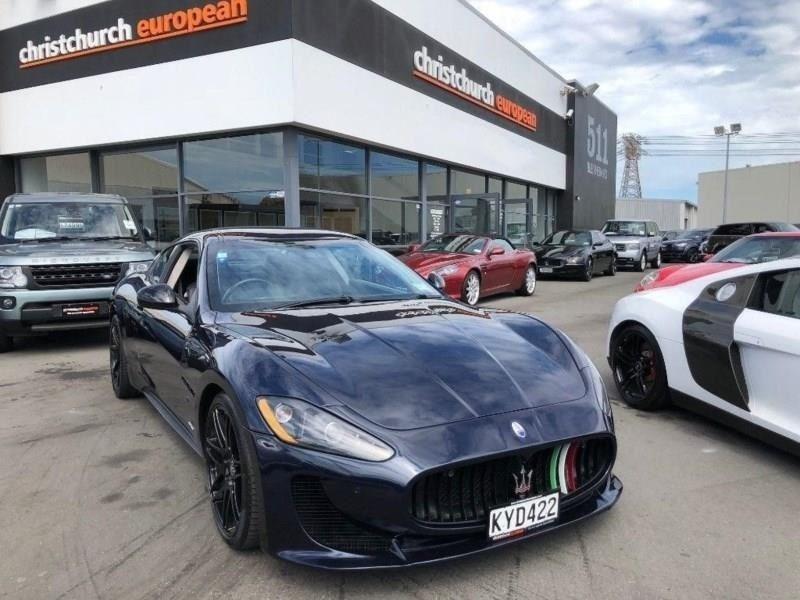 image-1, 2009 Maserati GranTurismo S 4.7 V8 MC-Shift Cambio at Christchurch