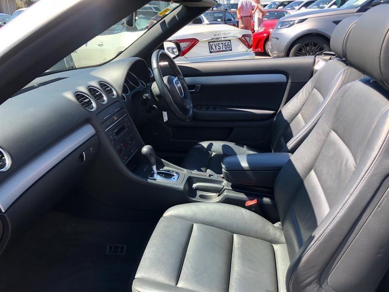 image-5, 2006 Audi A4 3.2 V6 FSI SE Facelift Cabriolet at Christchurch