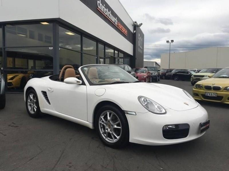 image-0, 2008 Porsche Boxster 987 Convertible at Christchurch